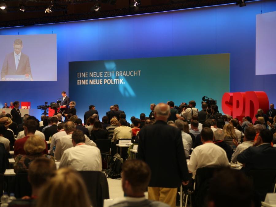 SPD-Parteitag soll neue Parteivorsitzende wählen