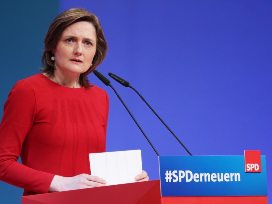 Nahles-Kontrahentin Lange: SPD fehlt es an echter Erneuerung