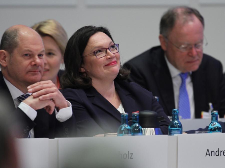 SPD-Abgeordneter Post will offene Debatte über Parteiführung