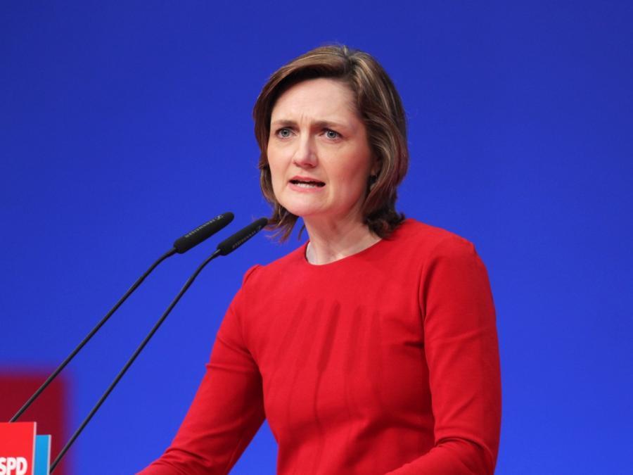 Simone Lange kündigt weiteres SPD-Engagement an