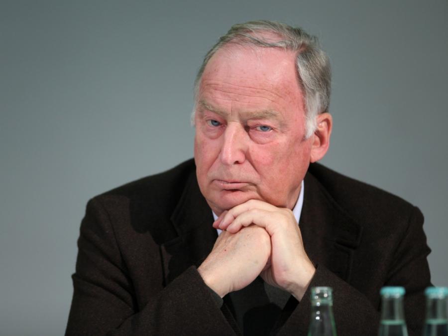 Gauland will noch einmal für den Bundestag kandidieren