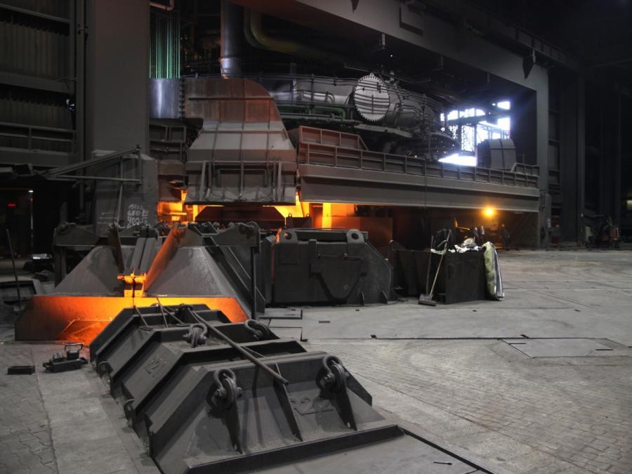 Deutsche Produktion weiter deutlich unter Vorkrisenniveau