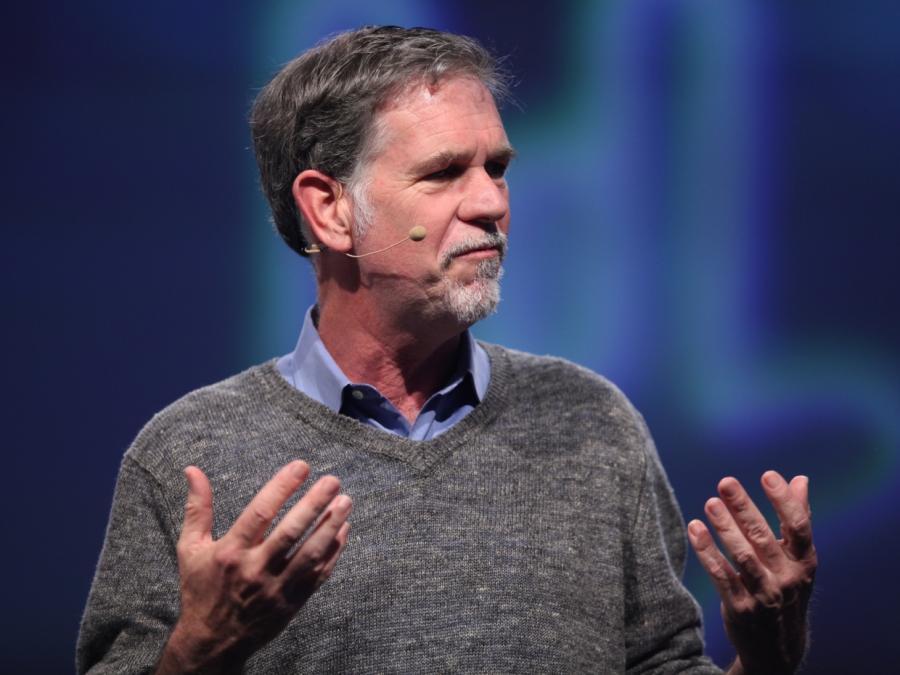 Netflix-Chef Hastings hat keine Angst vor Disney