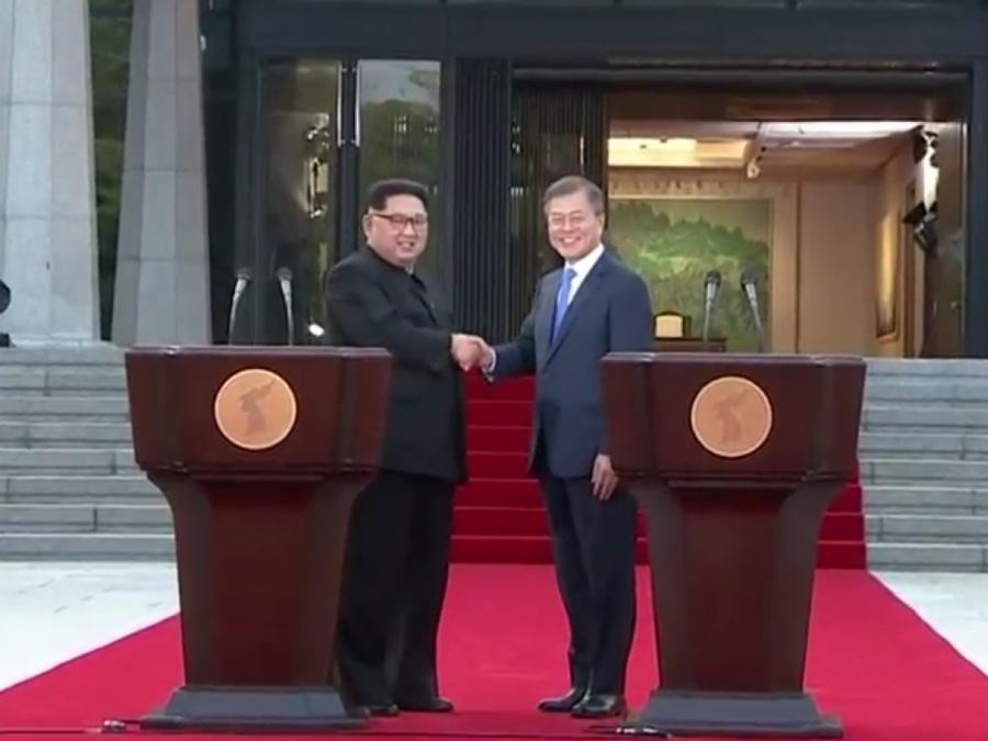 Nordkorea und Südkorea wollen Friedensvertrag unterzeichnen