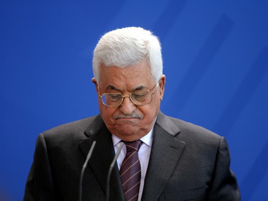 Abbas entschuldigt sich für antisemitische Äußerungen