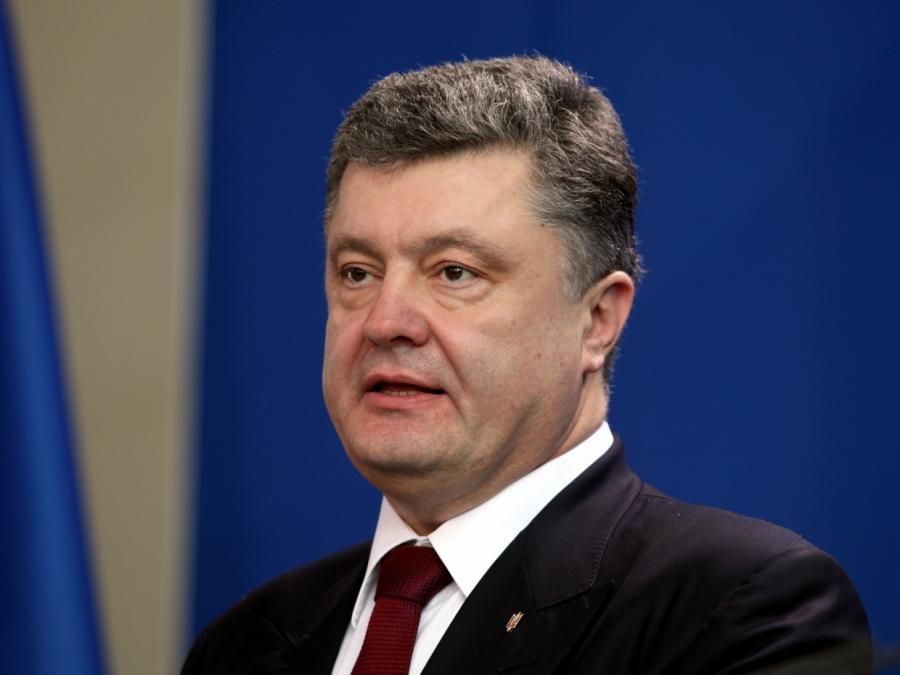 Poroschenko: UN-Friedensmission könnte Durchbruch bringen