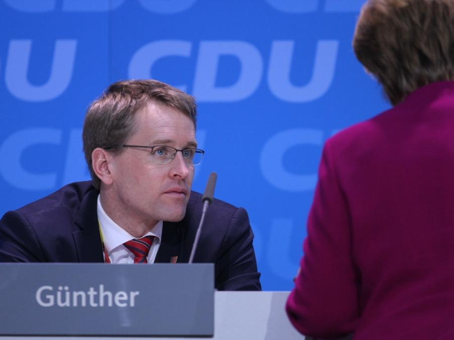 Günther mahnt selbstbewussteren Umgang mit CSU an