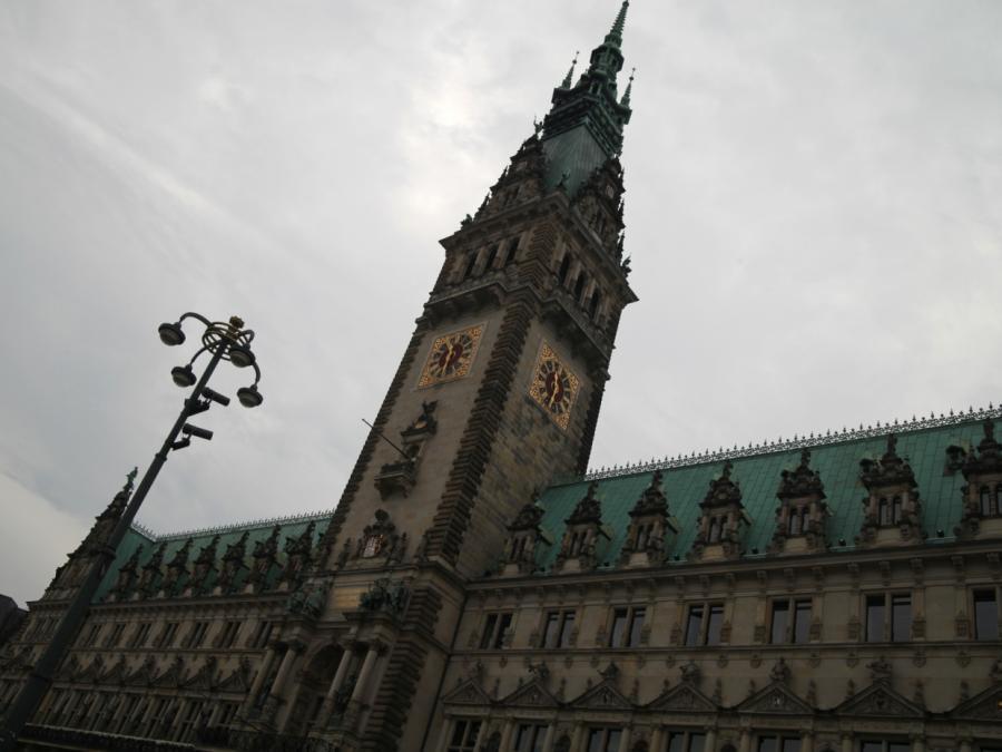 Hamburger Grüne wollen Vermummung als Straftatbestand belassen