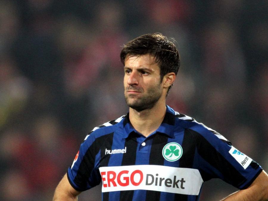 2. Bundesliga: Fürth gewinnt in Bielefeld