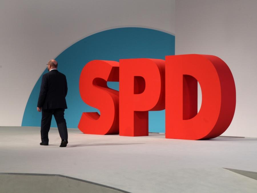 SPD-Anhänger wollen keinen Rücktritt von Martin Schulz