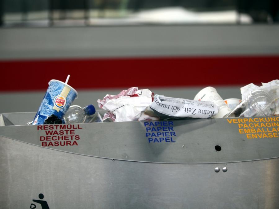EU einigt sich auf Verbot von Einweg-Plastik