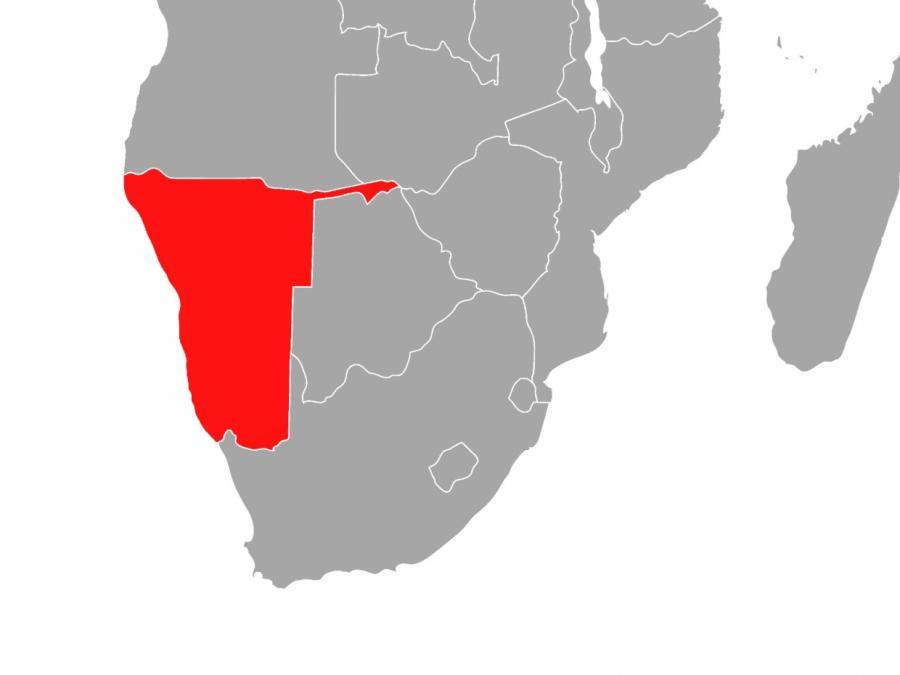 Namibia fordert Wappensäule aus Berliner Museum