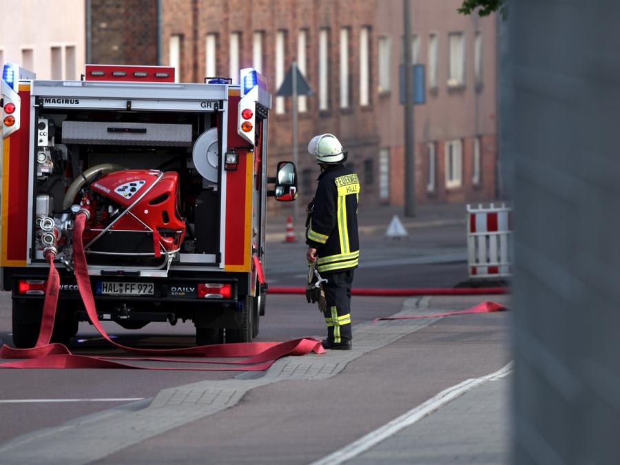 Feuerwehr-Gewerkschaft schlägt wegen Personalengpässen Alarm