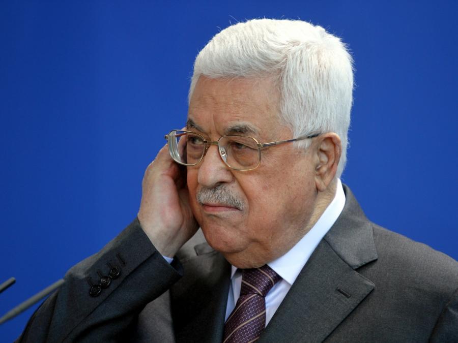 Palästinenserpräsident Abbas wieder im Krankenhaus