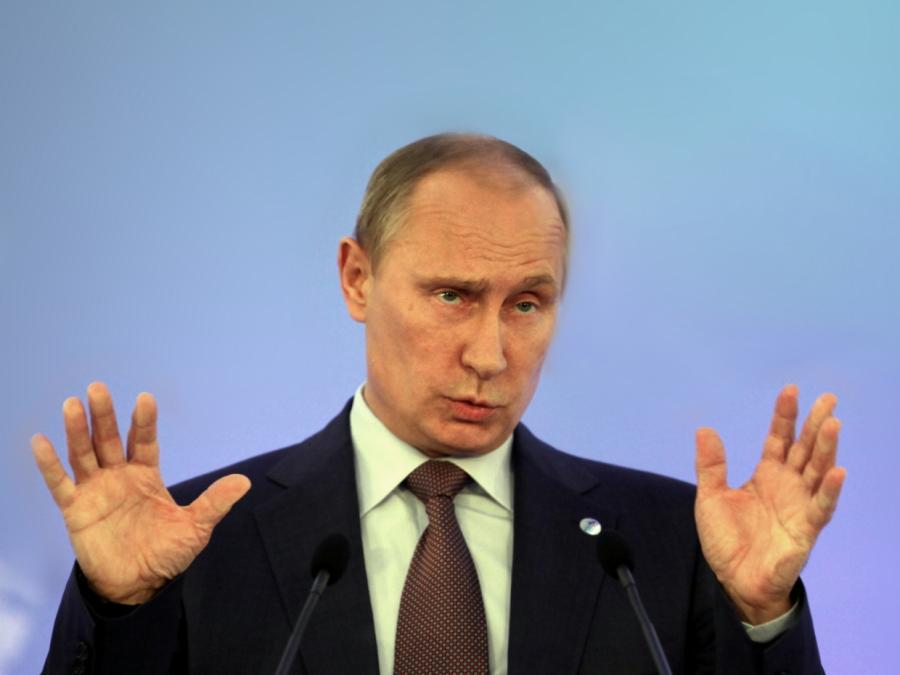 Baerbock: Bundesregierung macht sich zum Steigbügelhalter Putins