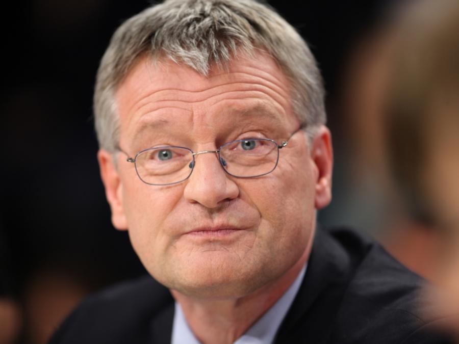Meuthen bezweifelt Notwendigkeit des EU-Parlaments