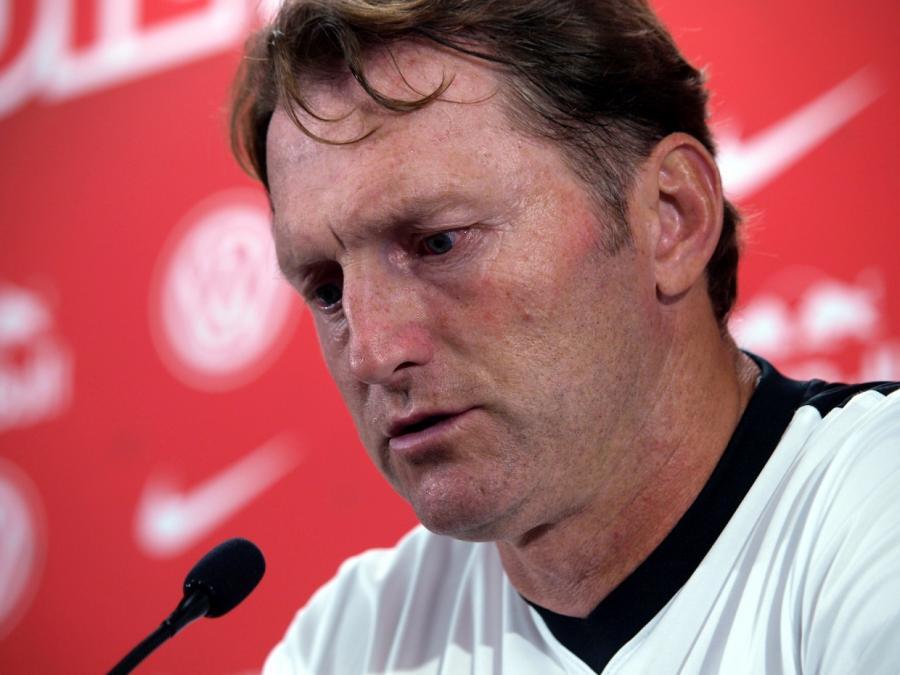 RB Leipzig bestätigt Trennung von Hasenhüttl