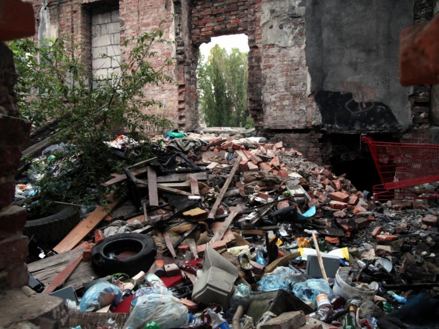 Kommunen lassen Beseitigungskosten von illegal entsorgtem Müll prüfen