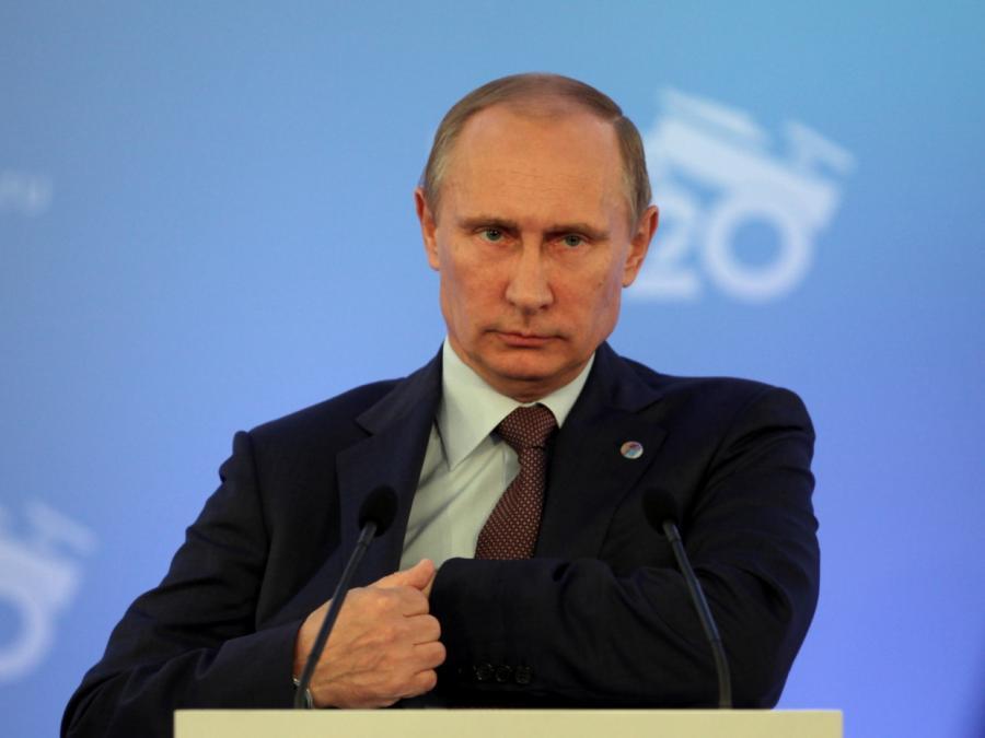 FDP: Deutschland darf sich von Putin nicht erpressen lassen
