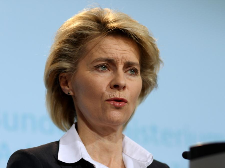 Bericht: Von der Leyen untersagt Gespräche mit Abgeordneten