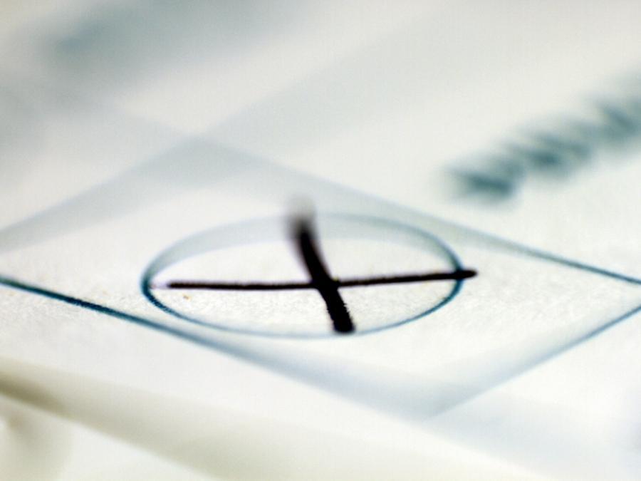 Allensbach: Union verliert - SPD legt zu