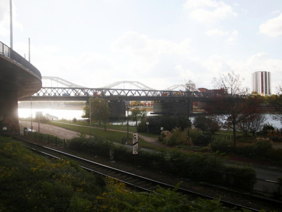 87-Jährige stirbt nach Sturz von Steg im Mannheimer Hafen