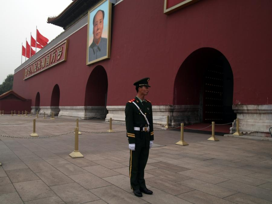 Bundesregierung kritisiert China wegen Verfolgung von Falun Gong