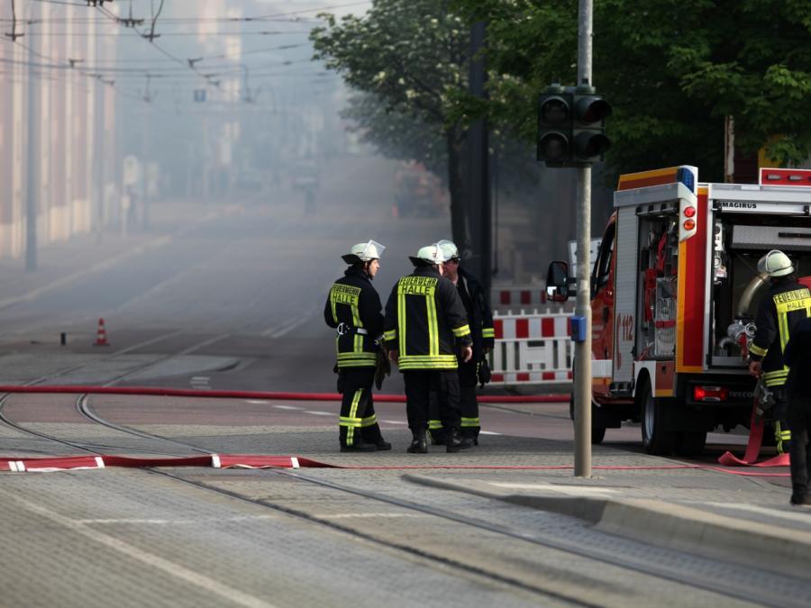 Feuerwehrverband warnt vor Personalengpässen