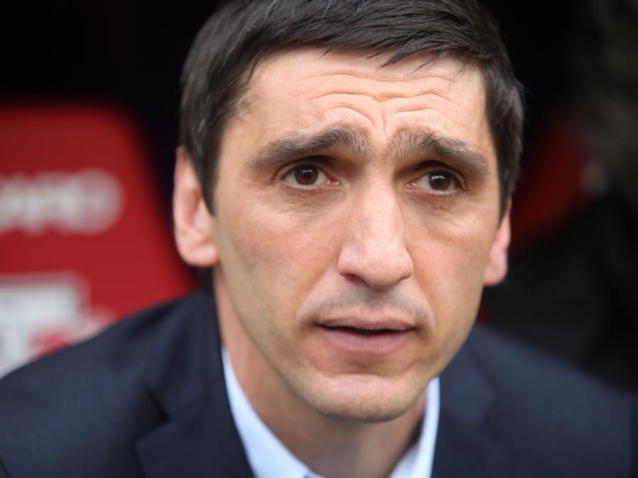 Tayfun Korkut ist neuer Trainer von VfB Stuttgart