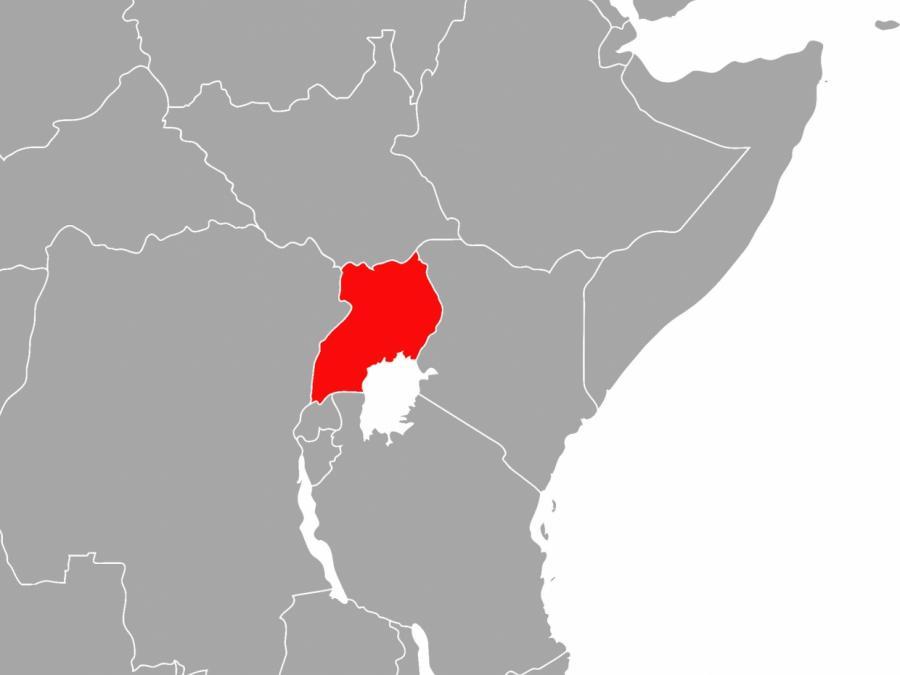 40 Tote bei Erdrutsch in Uganda - Hunderte weiterhin vermisst