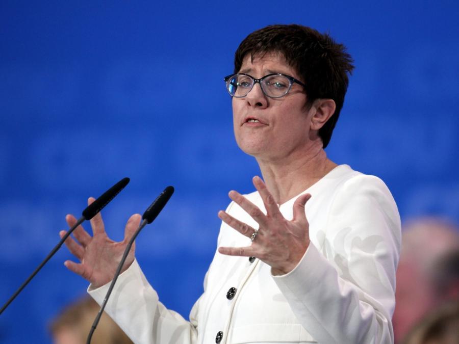 CDU-Generalsekretärin bezeichnet AfD als Bedrohung für Juden