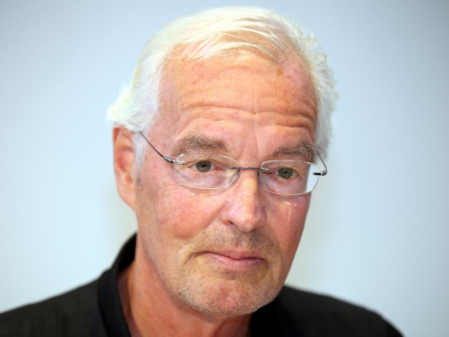 Bodo Kirchhoff fühlt sich in Frankfurt wohl
