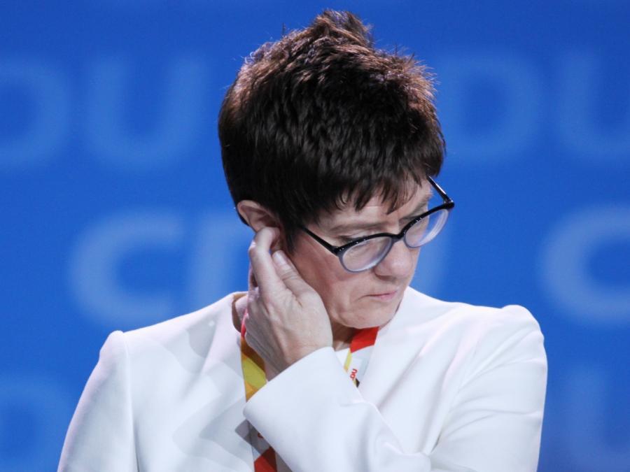 Barley: CDU bietet unter AKK viele Angriffsziele