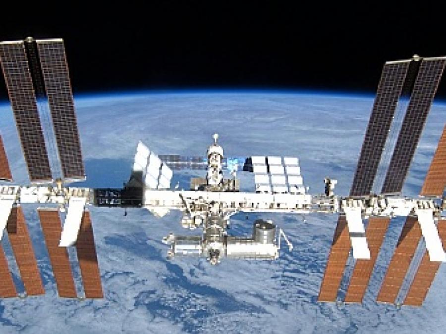Astronauten auf Weg zu ISS nach Fehlfunktion notgelandet