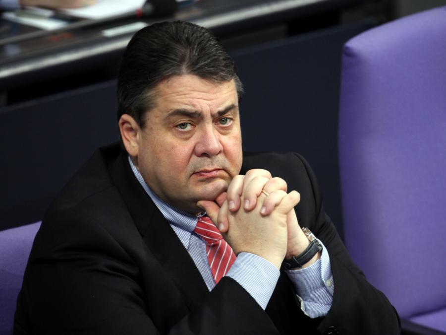Gabriel: Größte Herausforderungen nicht in der Innenpolitik