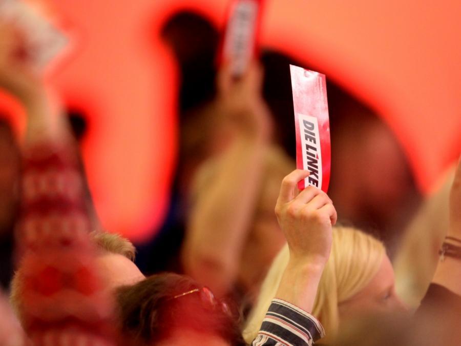 Hennig-Wellsow für Verschiebung des Linken-Parteitags