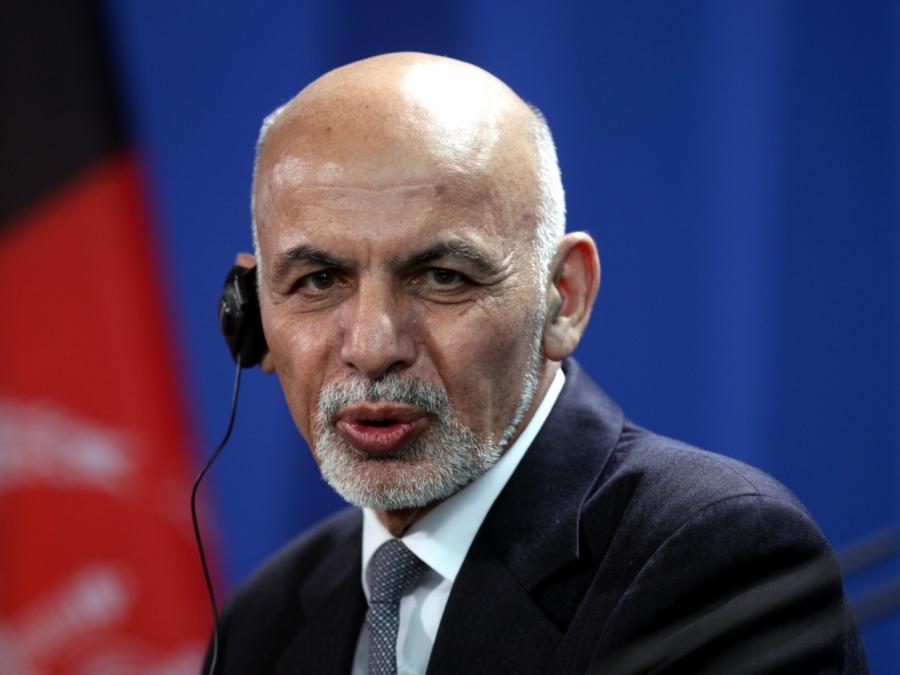 Afghanistans Präsident kündigt Waffenruhe mit Taliban an