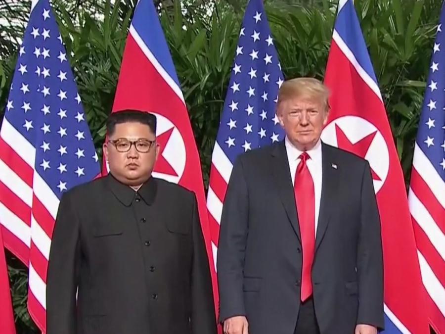 Trump und Kim verabreden neues Treffen