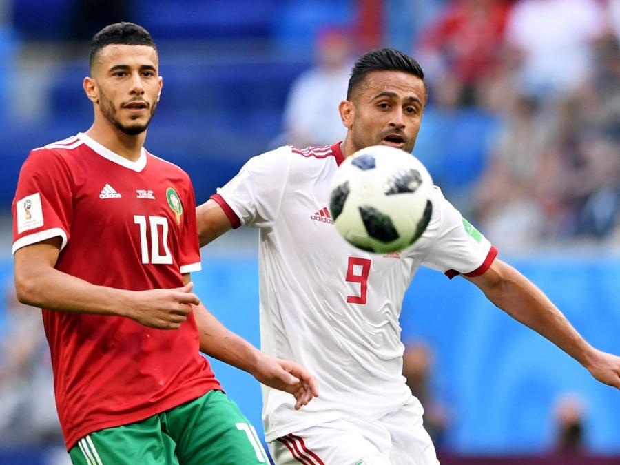 Fußball-WM: Marokko verliert gegen den Iran durch Eigentor