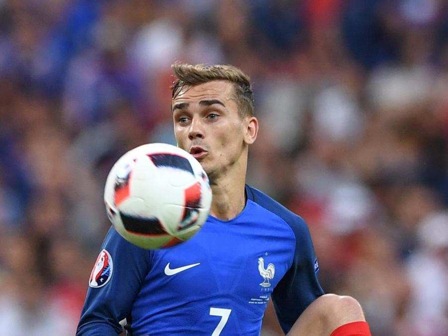 Nations League: Frankreich gewinnt gegen Deutschland