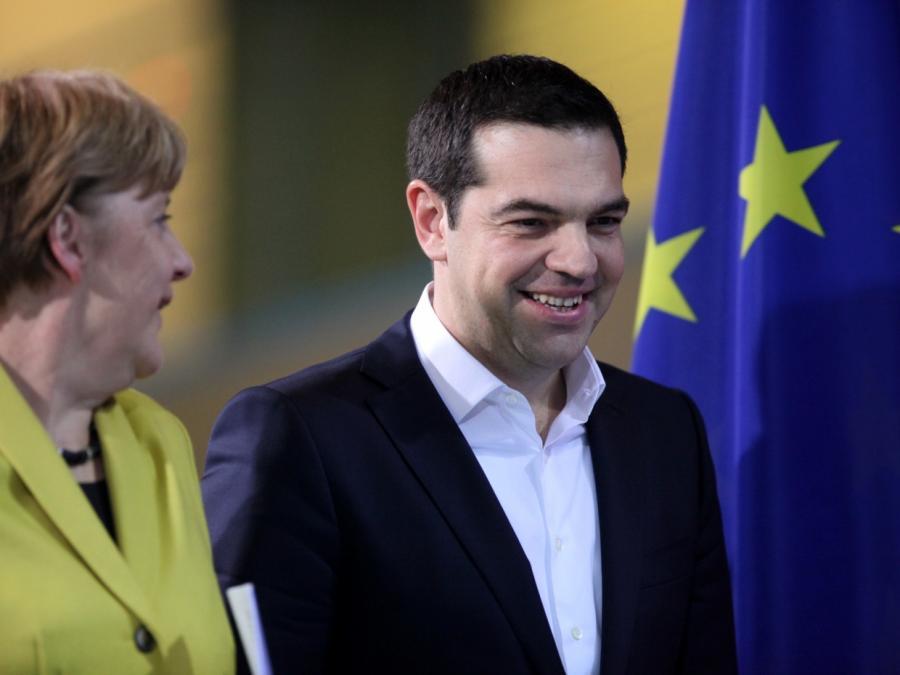 Tsipras lobt Merkel für Flüchtlingspolitik