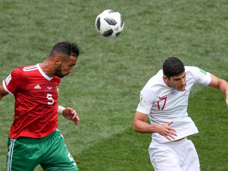 Fußball-WM: Portugal schlägt Marokko dank Ronaldo-Treffer