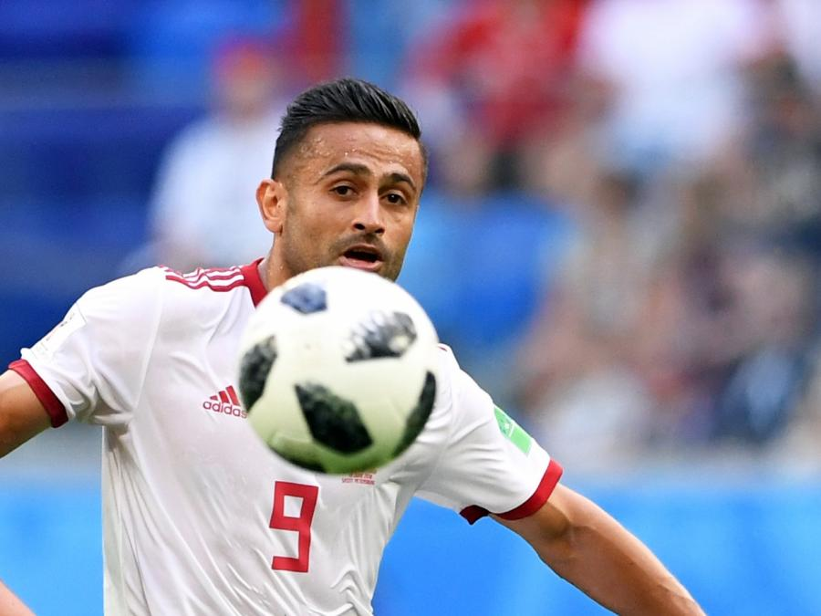 Fußball-WM: Spanien gewinnt 1:0 gegen den Iran