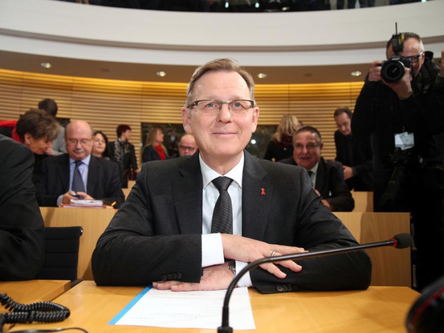 Thüringens Ministerpräsident will Corona-Beschränkungen aufheben