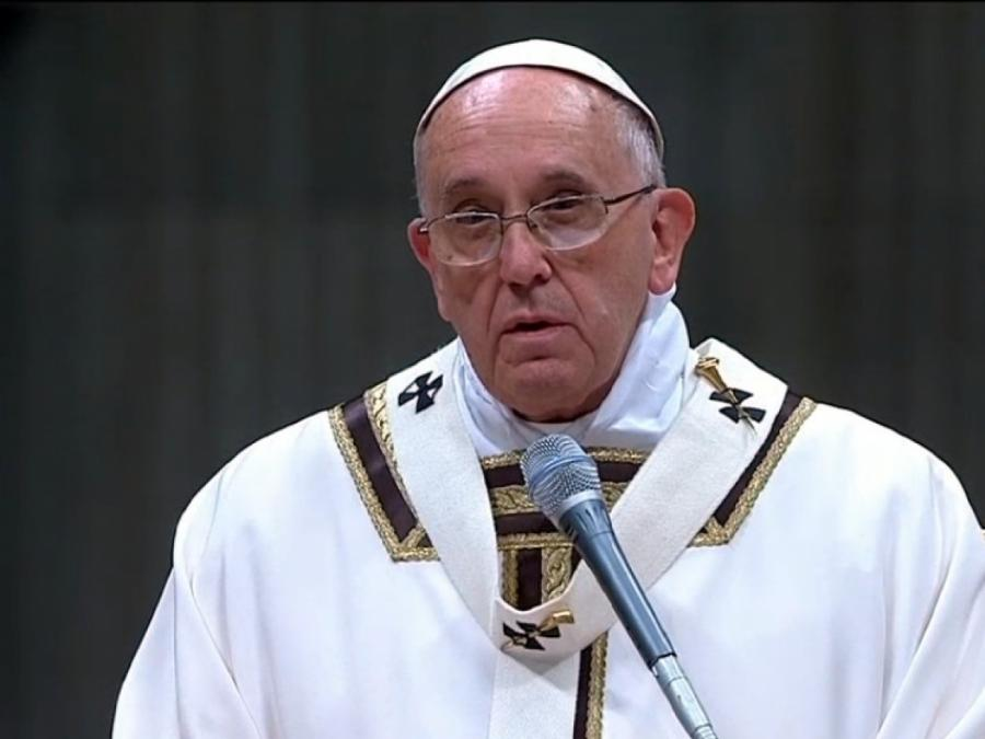 Singhammer sieht Ägyptenreise des Papstes als Gratwanderung