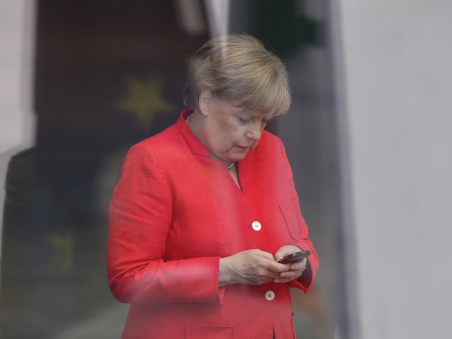 Merkel führt erstes Telefonat mit US-Präsident Biden