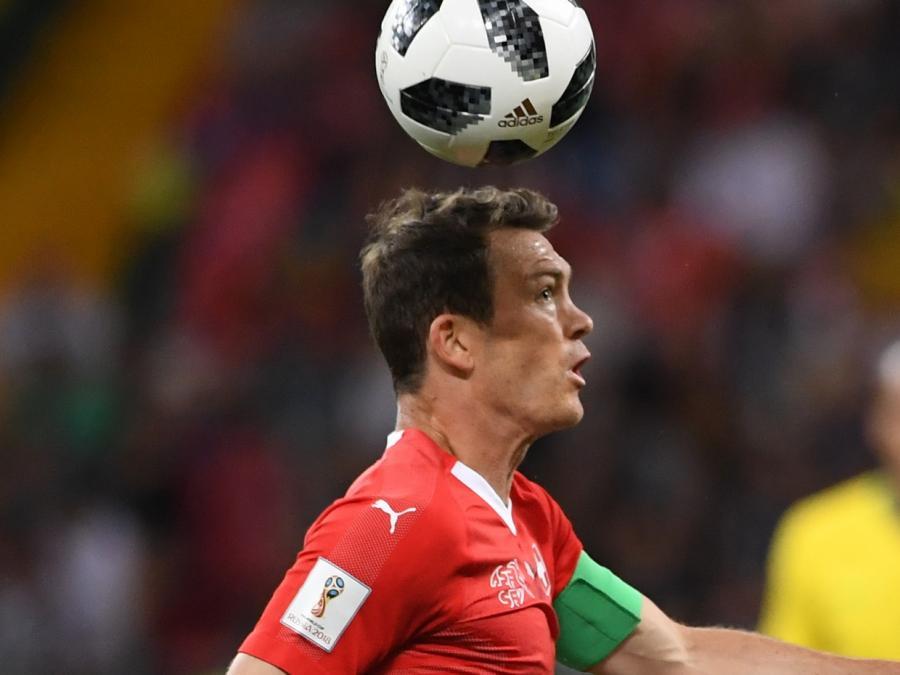 Fußball-WM: Schweiz gewinnt gegen Serbien