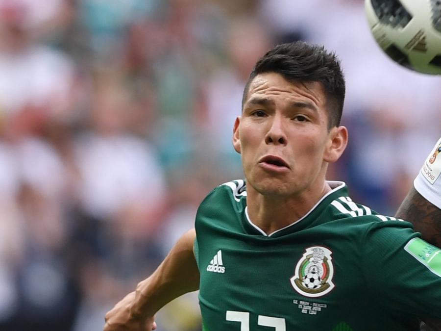 Fußball-WM: Mexiko gewinnt gegen Südkorea