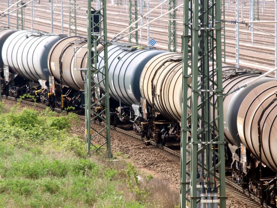 Bahn: Auch Güterverkehr wegen Warnstreiks erheblich eingeschränkt
