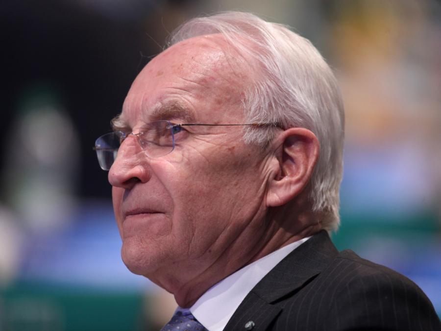 Stoiber weist CDU-Kritik an CSU-Spitze als